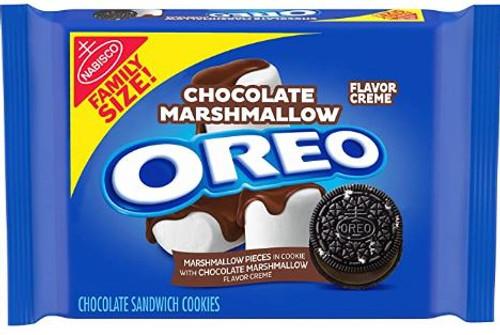 Oreo Chocolate Marshmallow Sandwich