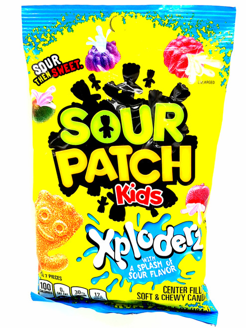 Sour Patch Kids Xploderz Candy-184g
