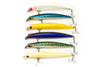 ALL 6   ( 7 inch Swarters) Sardine,  Yellow,  Green Mackerel, Blurple, Chicken Scratch, Bone