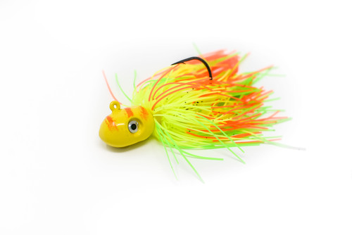 Nantucket Flukies/Seabass   Nuclear Crush  (Big hooks)