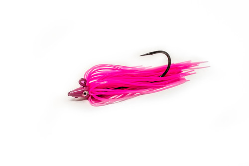 Nantucket Flukies/Seabass  PINK  (arrow)