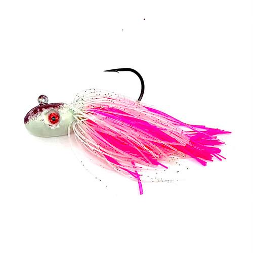 Flukies/Seabass   GLOW SQUID