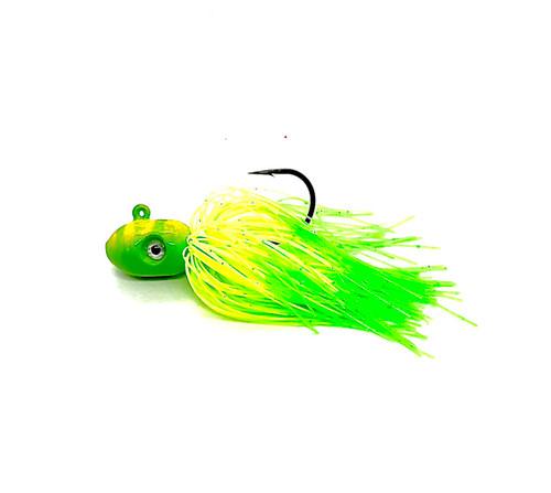 Nantucket Flukies/Seabass   Nantucket Lime (Big hooks)