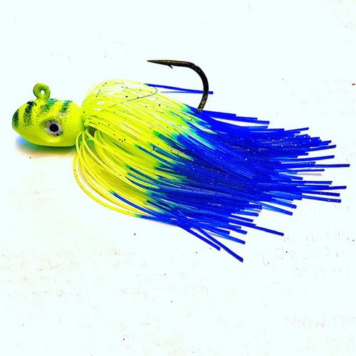 Flukies/Seabass   Blue Crush