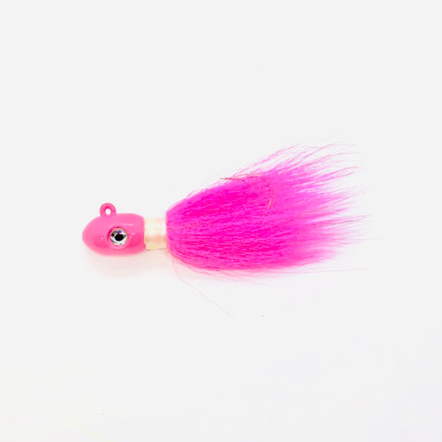 BUCKTAIL 4oz BULLET PINK