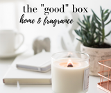 The GOOD Box - Home & Fragrance