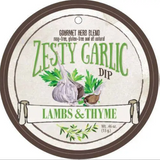 Zesty Garlic Dip