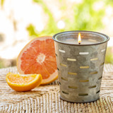 Citrus Grove Olive Bucket