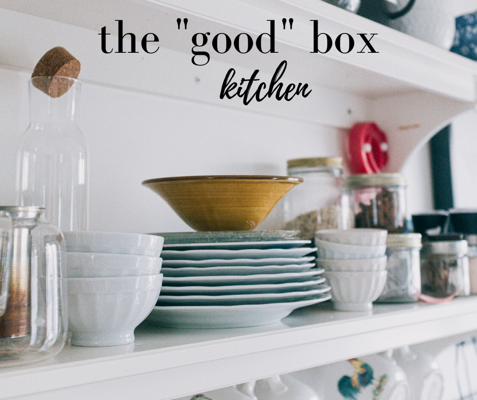 The GOOD Box - Kitchen