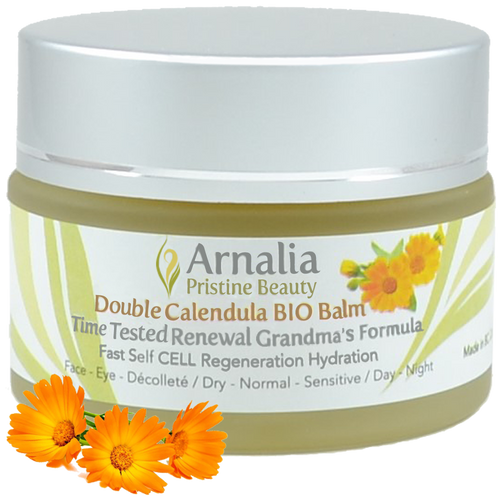 Double Calendula - 1.7 oz