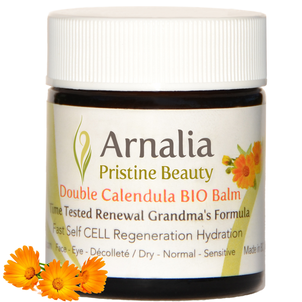 Double Calendula - 0.6 oz
