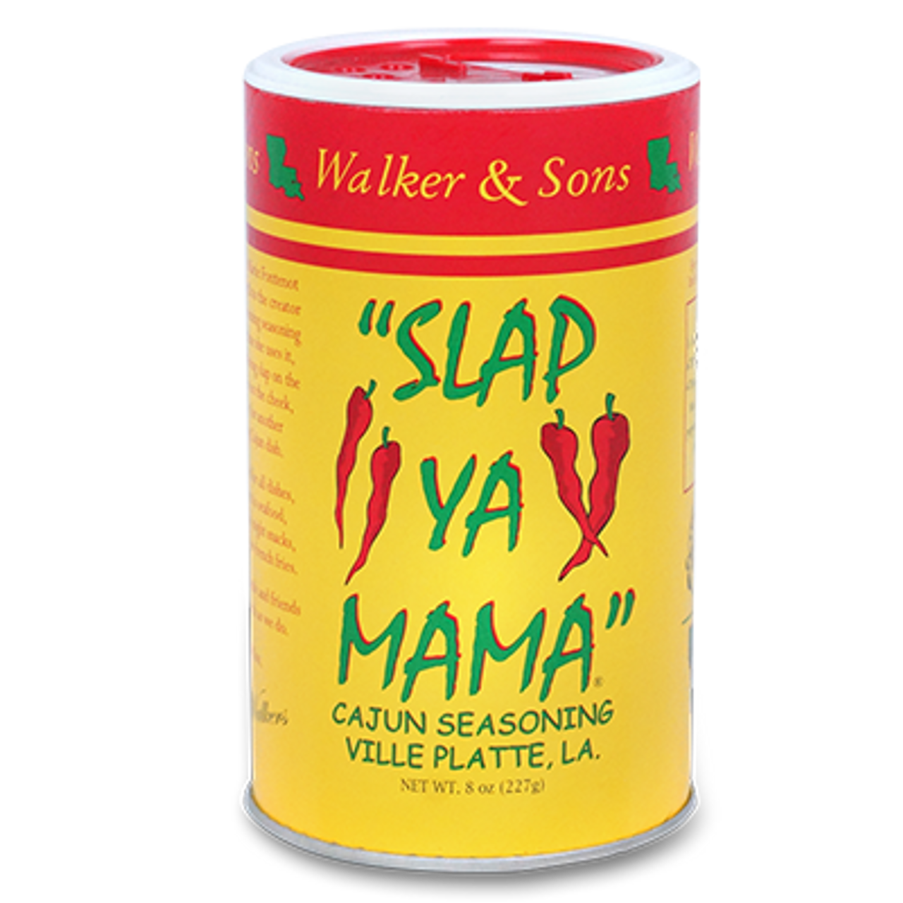 Slap Ya Mama - Original Cajun Seasoning (8 Oz.)