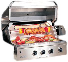 Dacor OBS36 Grill