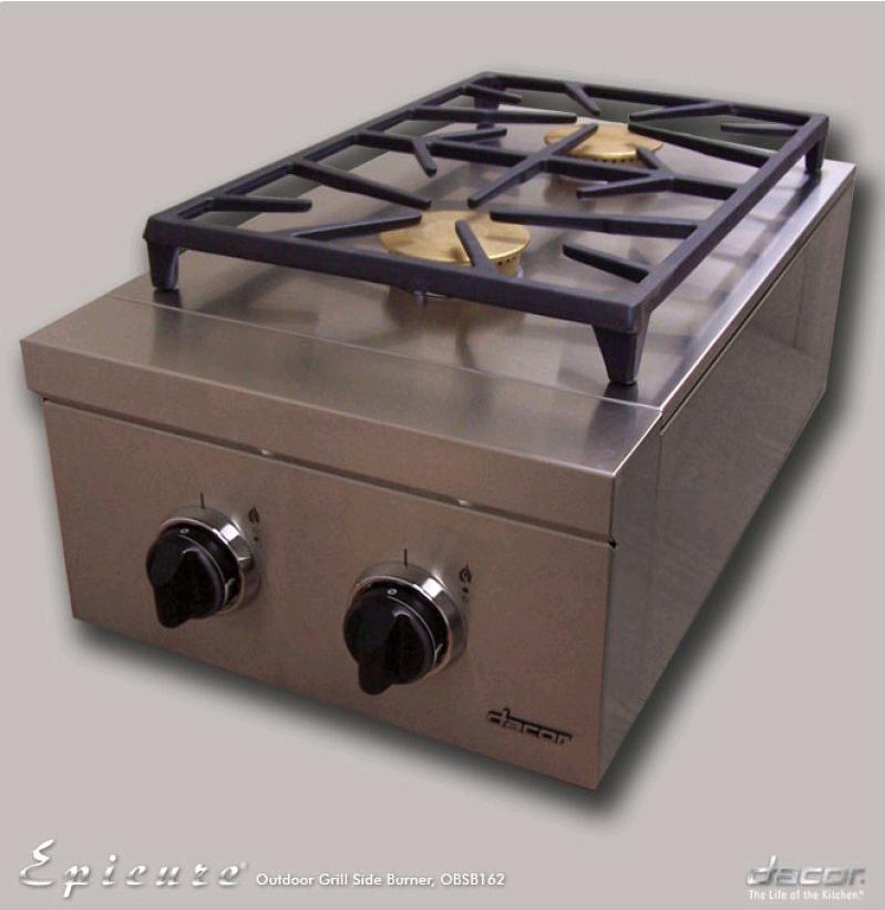 Dacor OBSB162 Side Burner
