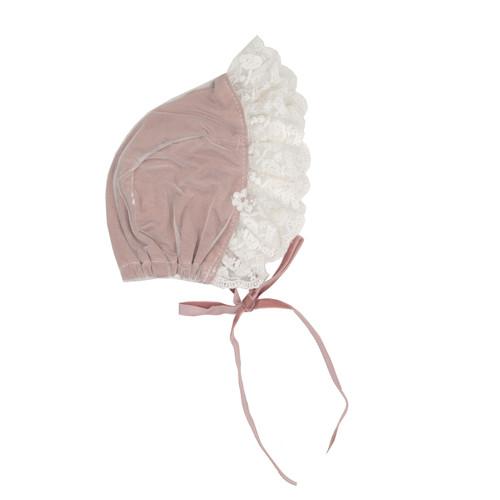 Margarette Matching Heirloom Bonnet
