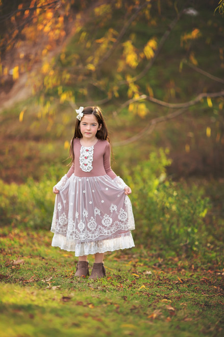 Margarette Little & Big Girls Dress