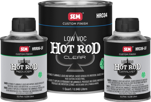 SEM HRC40 Hot Rod Clear Kit
