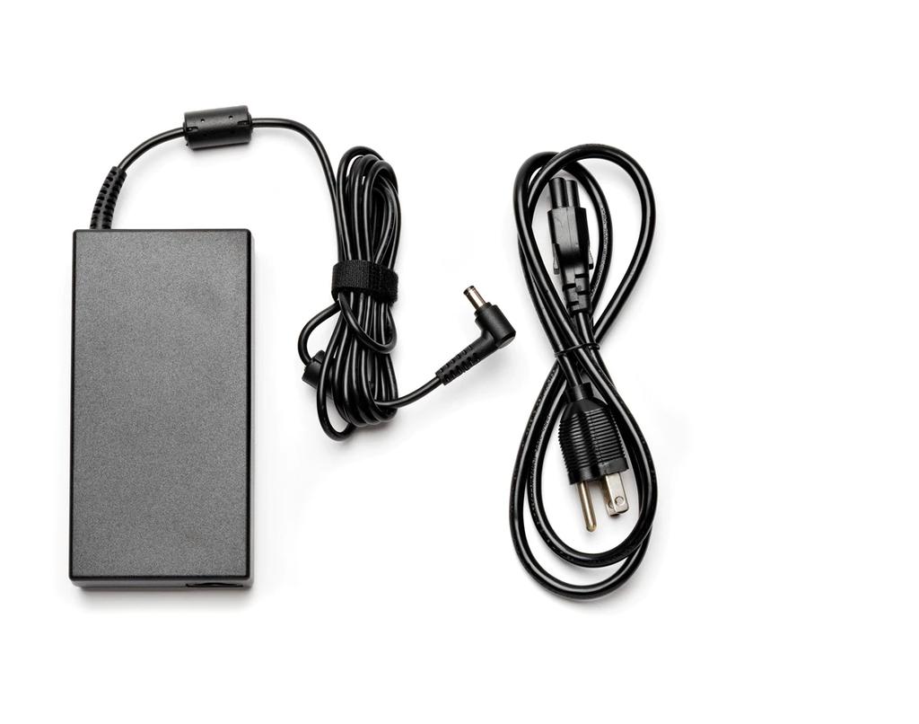 180 Watt AC Adapter - Eluktro PRO15SE, PRO15RE3, PRO15RE6-G, P650RE3, P650RE6-G, PRO17SE, PRO17RE3, P670RE3, P640RE, N850HP6, N870HP6
