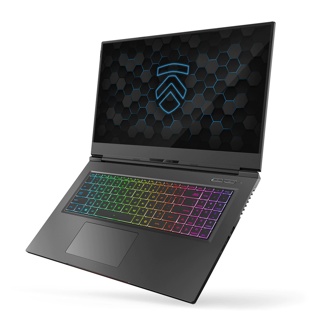 "Eluktronics MAX-17 Ultra Light Magnesium Alloy 17.3"" Gaming Laptop (1TB PCIe SSD + 16GB RAM)"