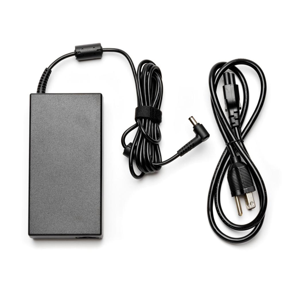 120 Watt AC Adapter - Eluktro Pro N151RD, N170RD, N151RF, N170RF, PRO15NRD, PRO17NRD, N550RC, N850HK, N870HK