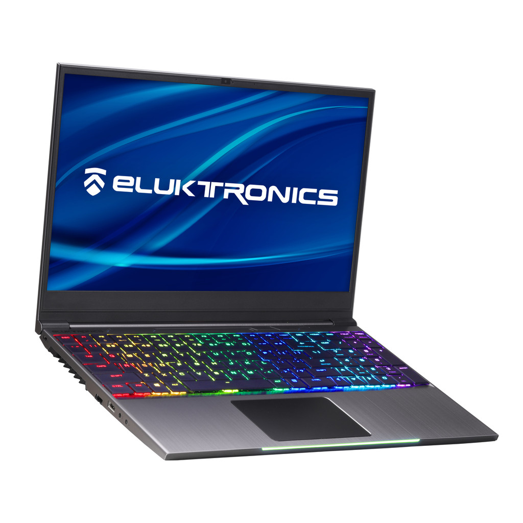 Eluktronics MECH-15 G2 Slim & Light Series 15.6-Inch Premium Gaming Laptop with per-key RGB Mechanical Keyboard (Up to NVIDIA® GeForce® RTX 2070 Max-Q)