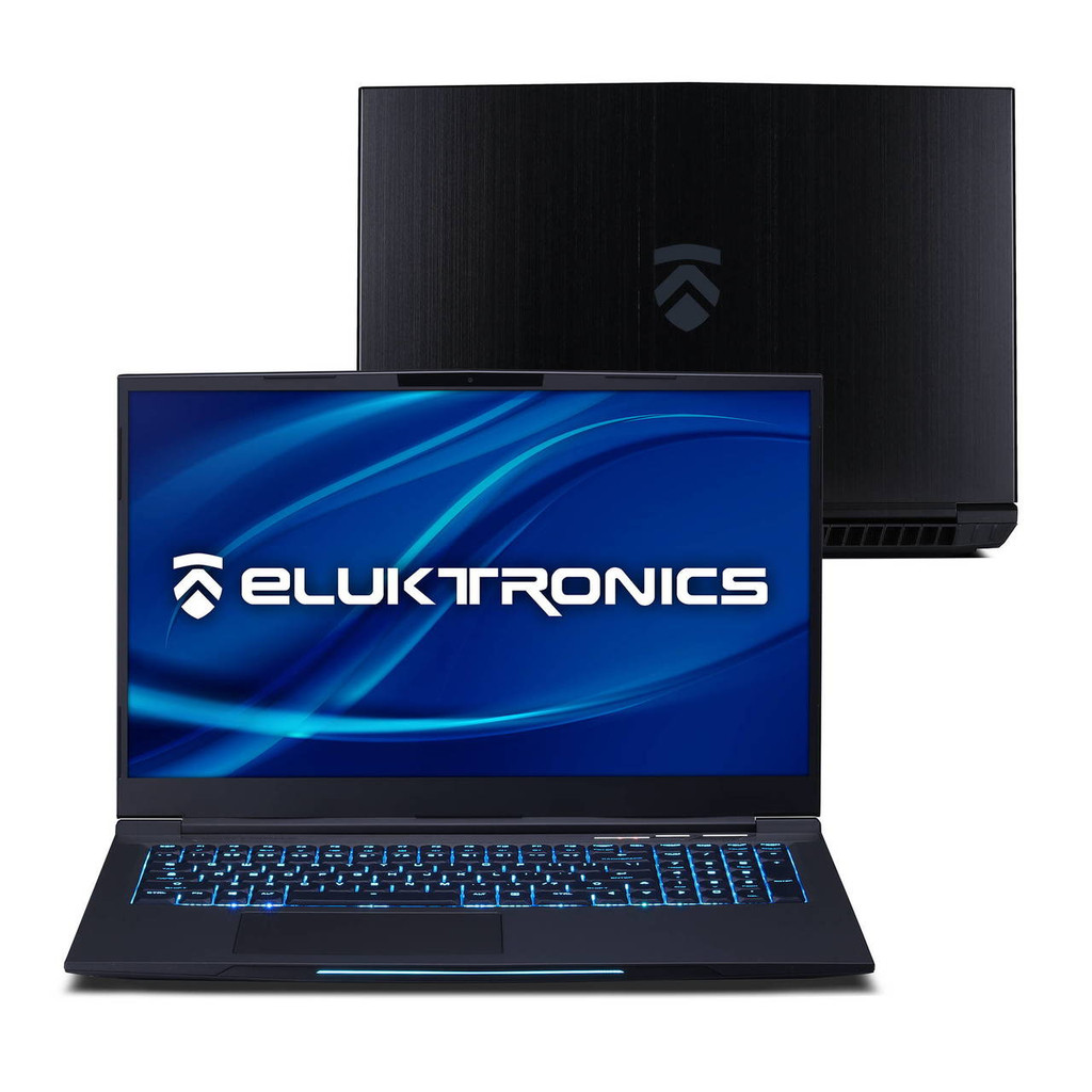 Eluktronics MECH-17 G1R Slim & Light Series 17.3-Inch Premium Gaming Laptop with per-key RGB Mechanical Keyboard (Up to NVIDIA® GeForce® RTX 2070)