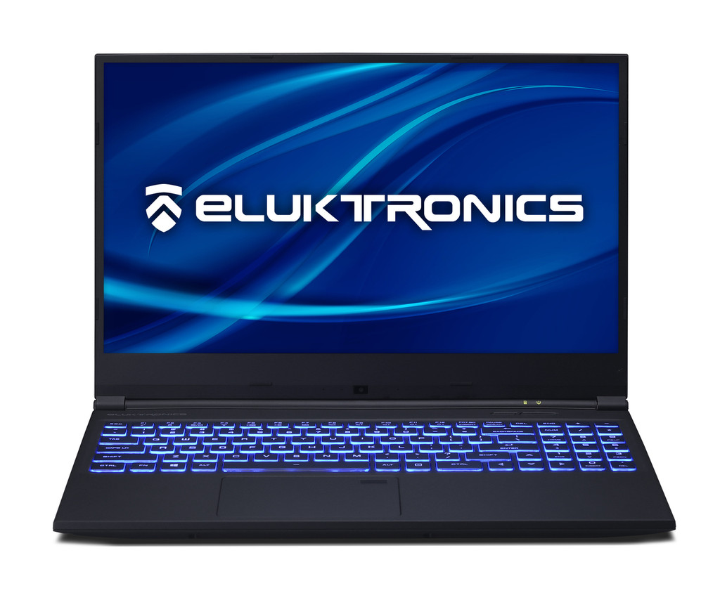 Eluktronics MB-15 Slim & Light Series 15.6-Inch Business Entertainment Laptop with Glass Touchpad