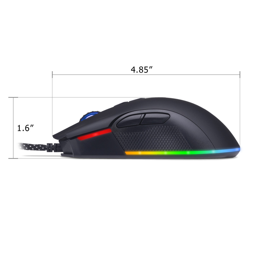 Eluktronics Luminosa - eSports Gaming Mouse