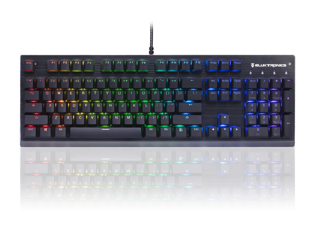 MECH-KB RGB Mechanical Keyboard