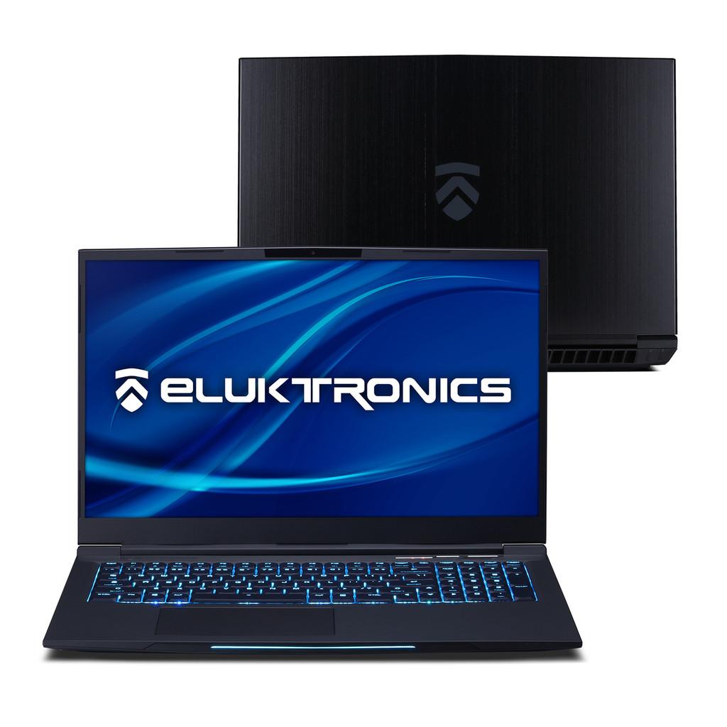 SALE - MECH-17 - Slim & Light Gaming Laptop (500GB NVMe, 16GB RAM, GTX 1050Ti, 144Hz Display)
