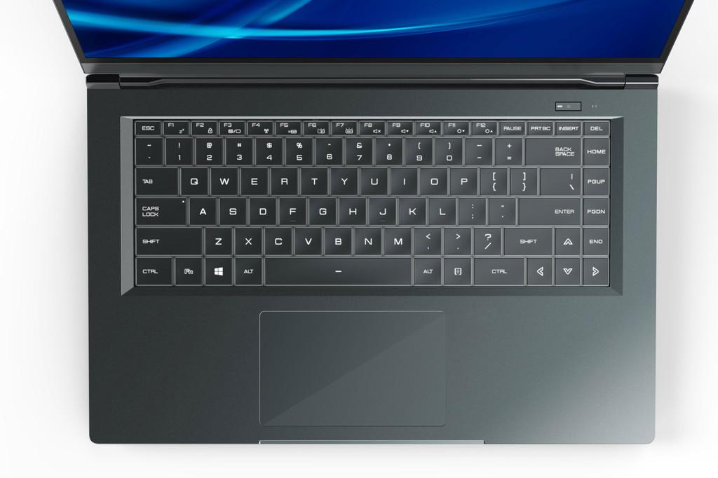 "Eluktronics MAG-15u Ultra-Lightweight Magnesium Alloy 15.6"" Business Entertainment Laptop"