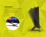 "Eluktronics 32"" QHD 144Hz Curved All-in-One Performance Gaming Desktop Barebone Chassis"