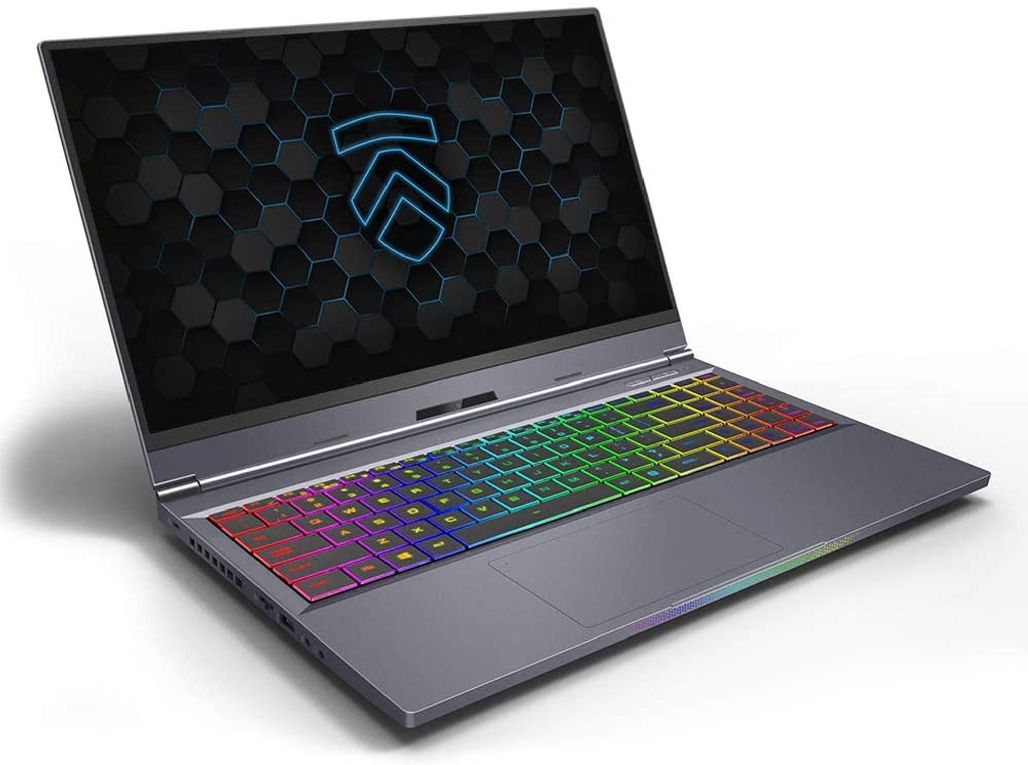 Eluktronics MAX-15 Slim & Ultra Light QHD 165Hz Gaming Laptop (1TB PCIe SSD  + 16GB RAM)
