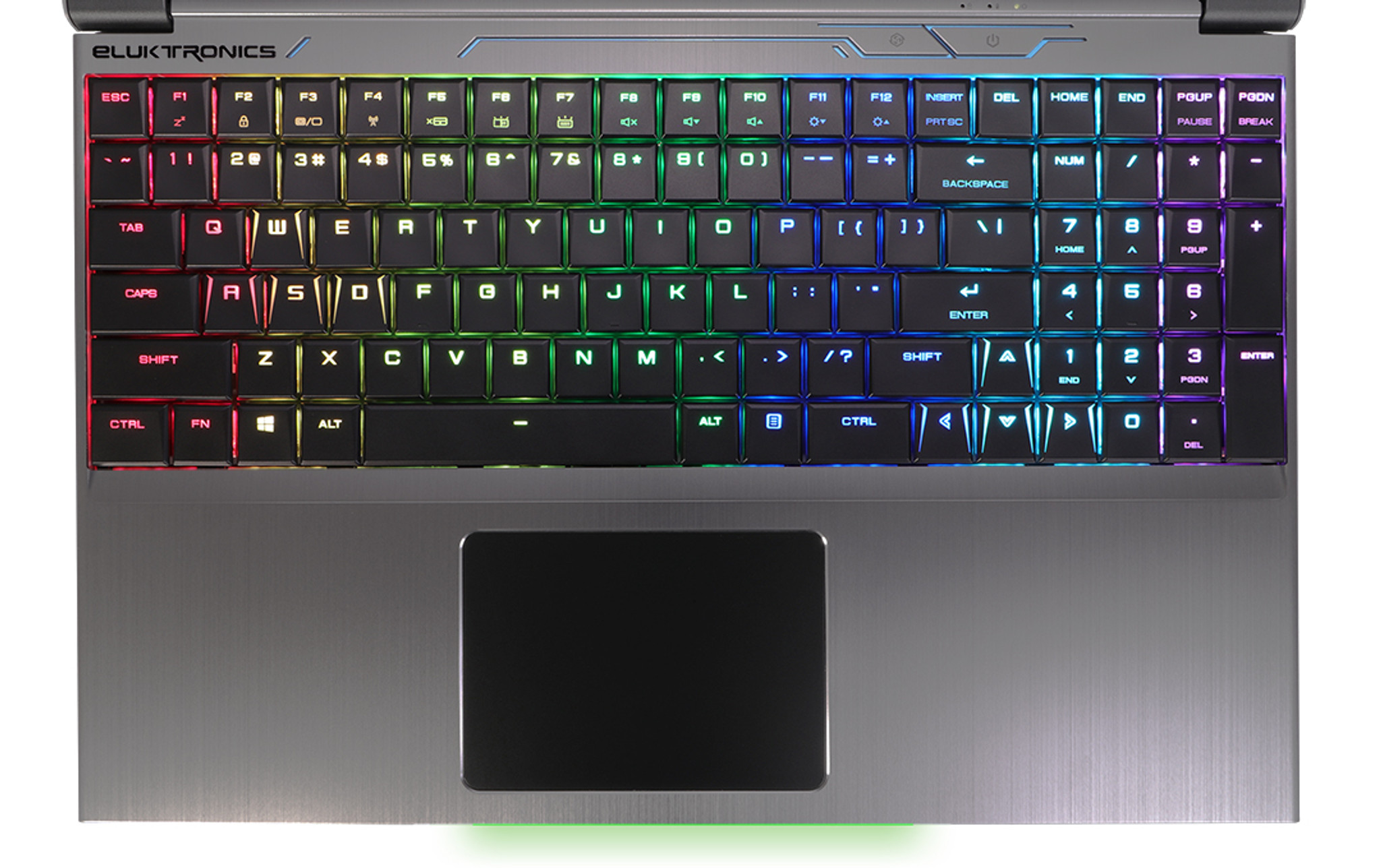 Eluktronics MECH-15 G2 Slim & Light Series 15 6-Inch Premium Gaming Laptop  with per-key RGB Mechanical Keyboard (Up to NVIDIA® GeForce® RTX 2070