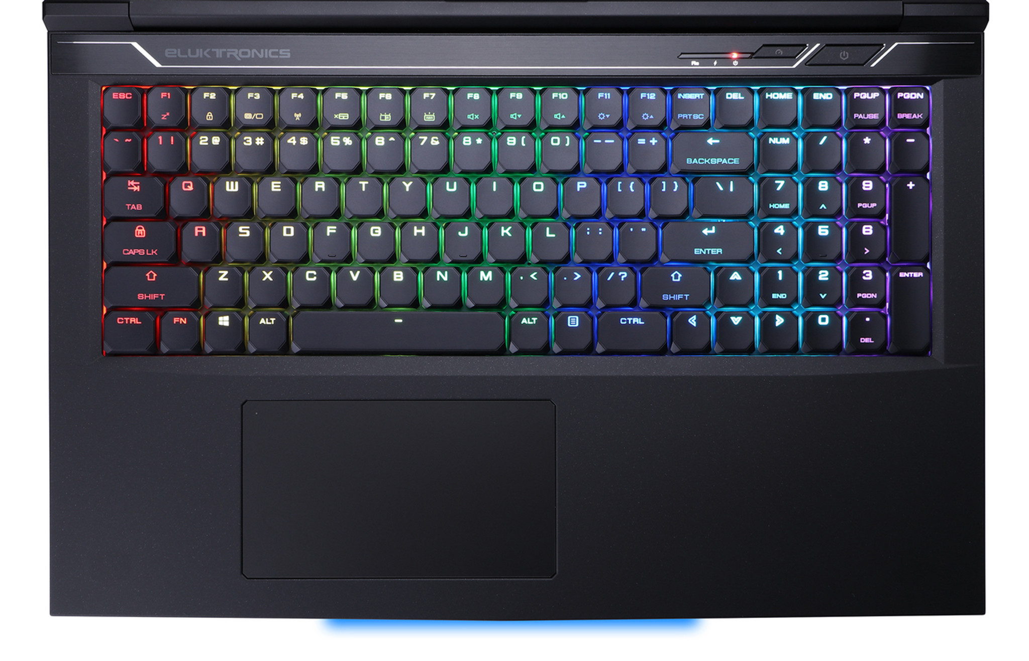 Gaming Laptop With Mechanical Keyboard