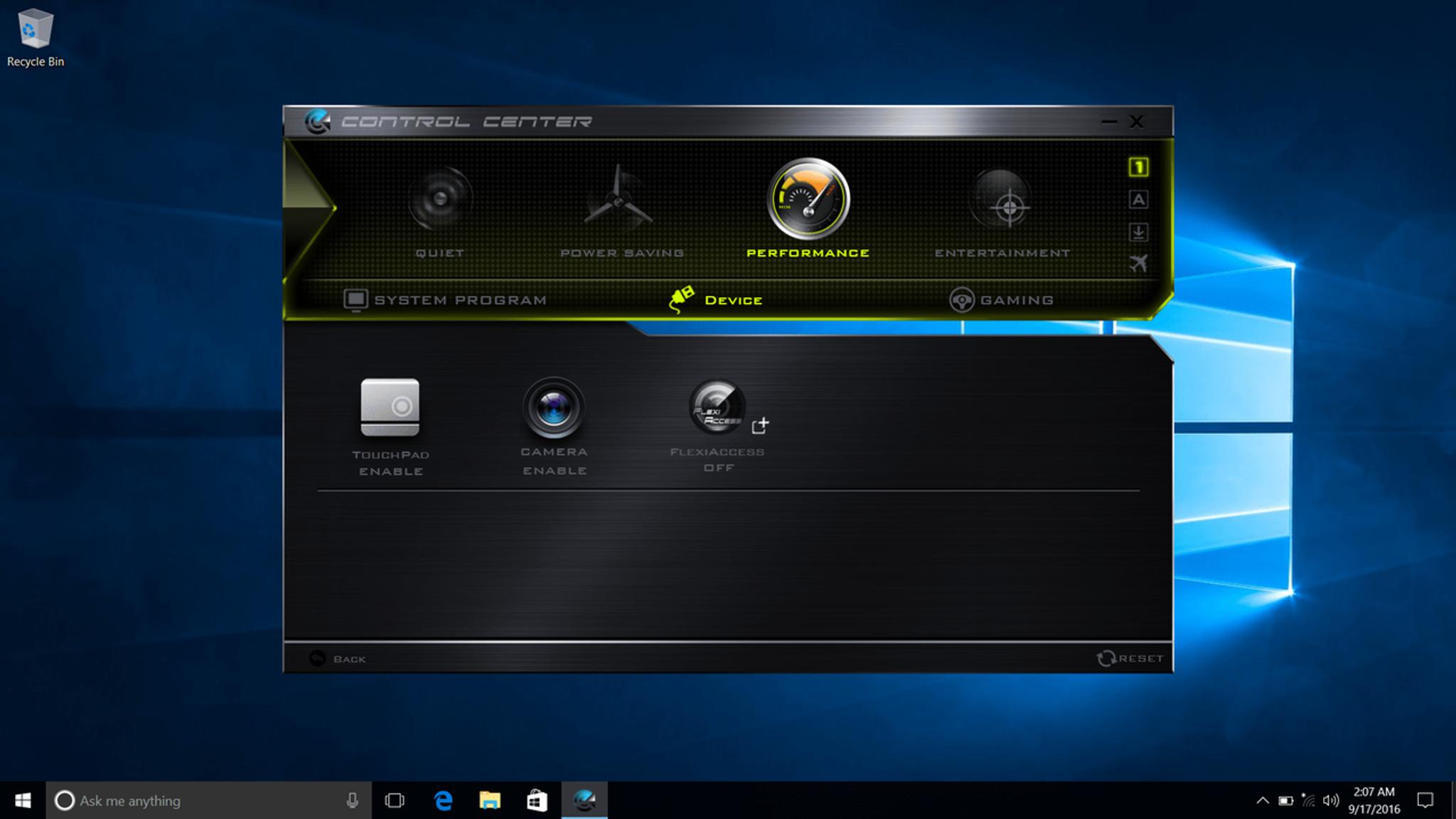 Eluktronics P650 Series 15 6-Inch NVIDIA® GeForce® GTX Gaming Laptop