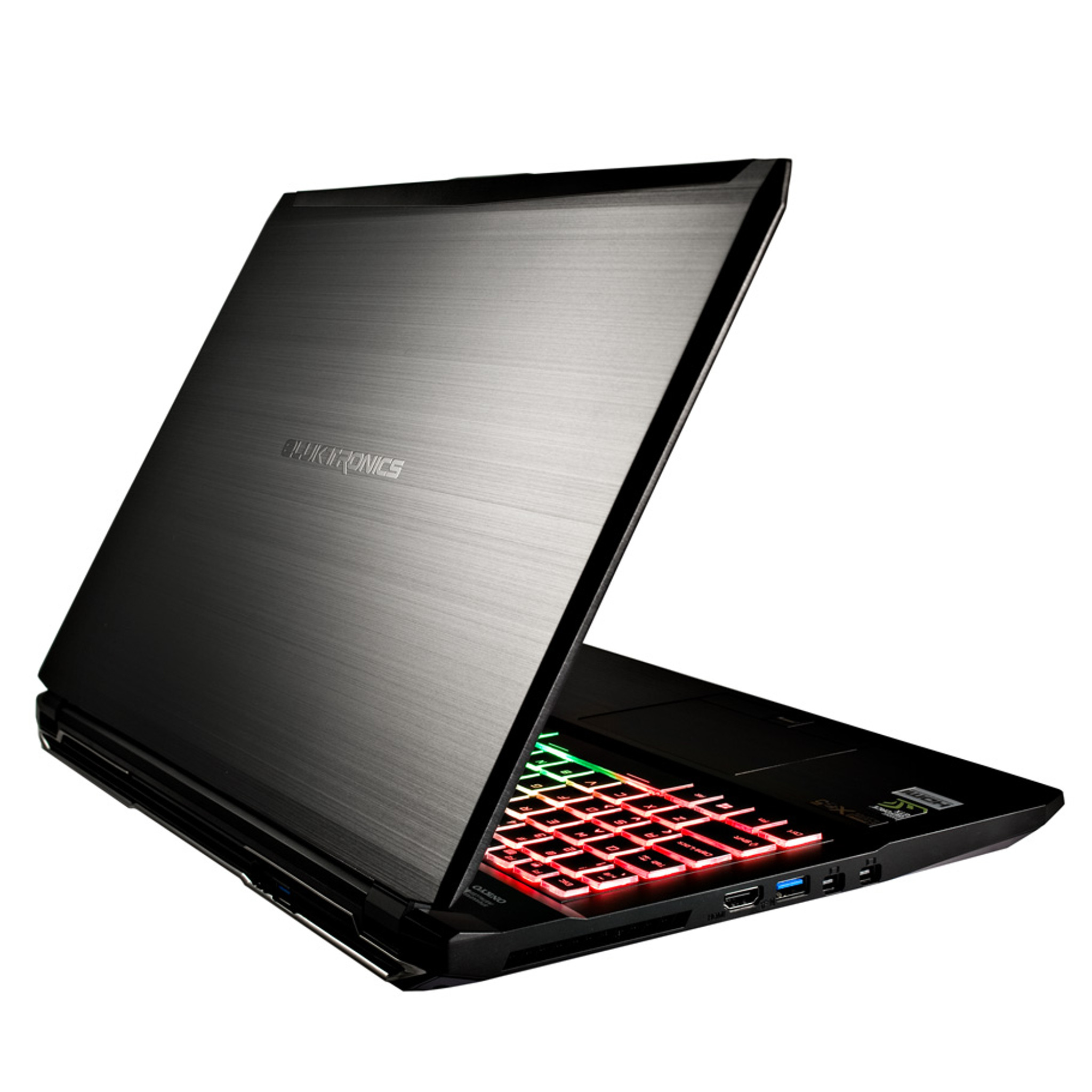 Eluktronics P650 Series 15 6-Inch NVIDIA® GeForce® GTX Gaming Laptop