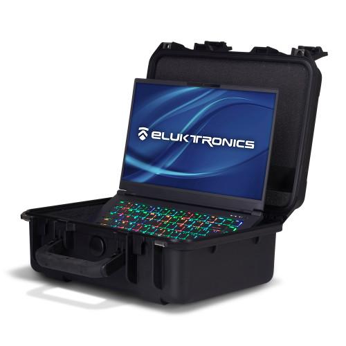 Eluktronics MAG-15 & MAG-15u Custom Fitted SKB Case