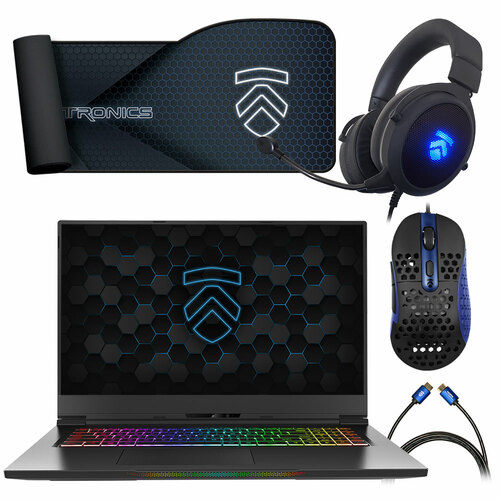 "MAX-17 Ultra Light Magnesium Alloy 17.3"" QHD 165Hz Gaming Laptop"