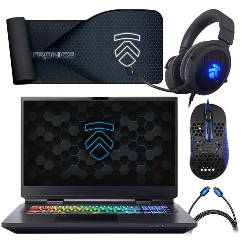 "THICC-17 17.3"" Ultra Performance RTX 2080 Super Barebone Gaming Laptop"