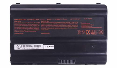 8-Cell 82Whr Battery - Eluktro Pro P750DM, P750DM-G, P770DM, P770DM-G