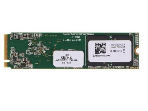 Eluktronics Eluktro Pro-X G2 500GB PCIe 3.0 x4 NVMe 1.3 Internal M.2 2280 3D NAND Solid State Drive (SSD)