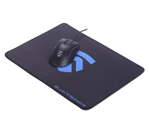 Eluktronics Gaming Mousepad with Stitched Edges - Large