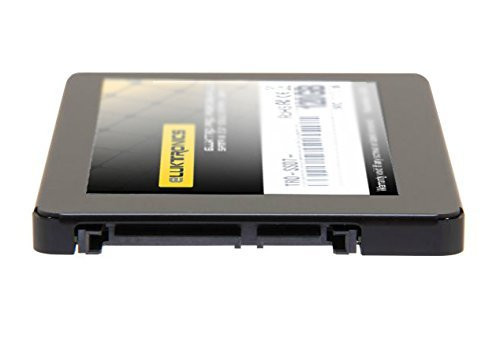 Eluktro Pro Performance 1TB SSD SATA III (6 GB/s) MLC 2.5-Inch 7mm Internal Solid State Drive