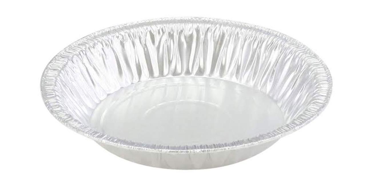 """6"""" Disposable Aluminum Foil Standard Pie Pan -Case of 500  #600"""