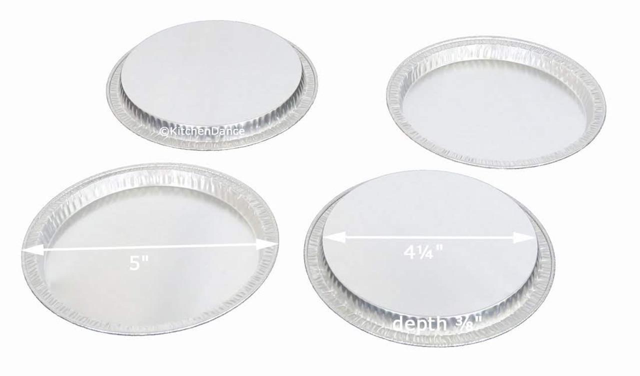 Disposable Aluminum Moisture Balance Foil Pan - Case of 1000  #80063