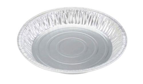 """9"""" Disposable Foil Pie Pan Deep Depth - Case of 500 - #912"""