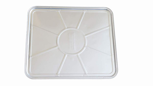Disposable Aluminum Oven Liners - Case of 150 - #7100