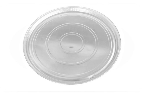 "Disposable Aluminum Foil 12"" Pizza Pan - Case of 250 - #C81"