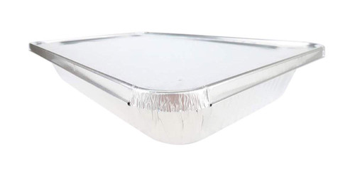 Foil Lid for Full Size Steam Table Pan -  Case of 100 - #8900
